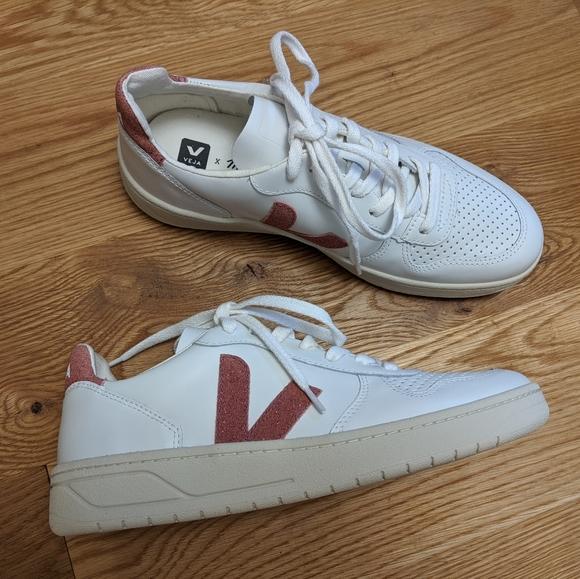 Veja Shoes | Madewell X Veja V In Pink